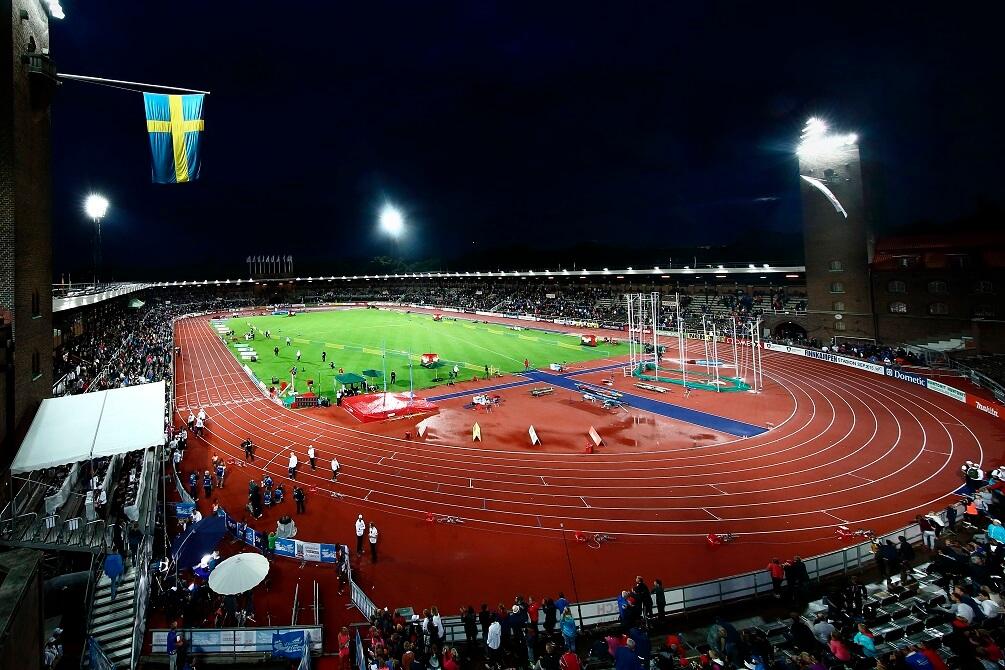 150730 Stockholms Stadion efter Stockholm BAUHAUS Athletics den 30 juli 2015 i Stockholm. Foto: PETER HOLGERSSON / BILDBYRN / Cop 102