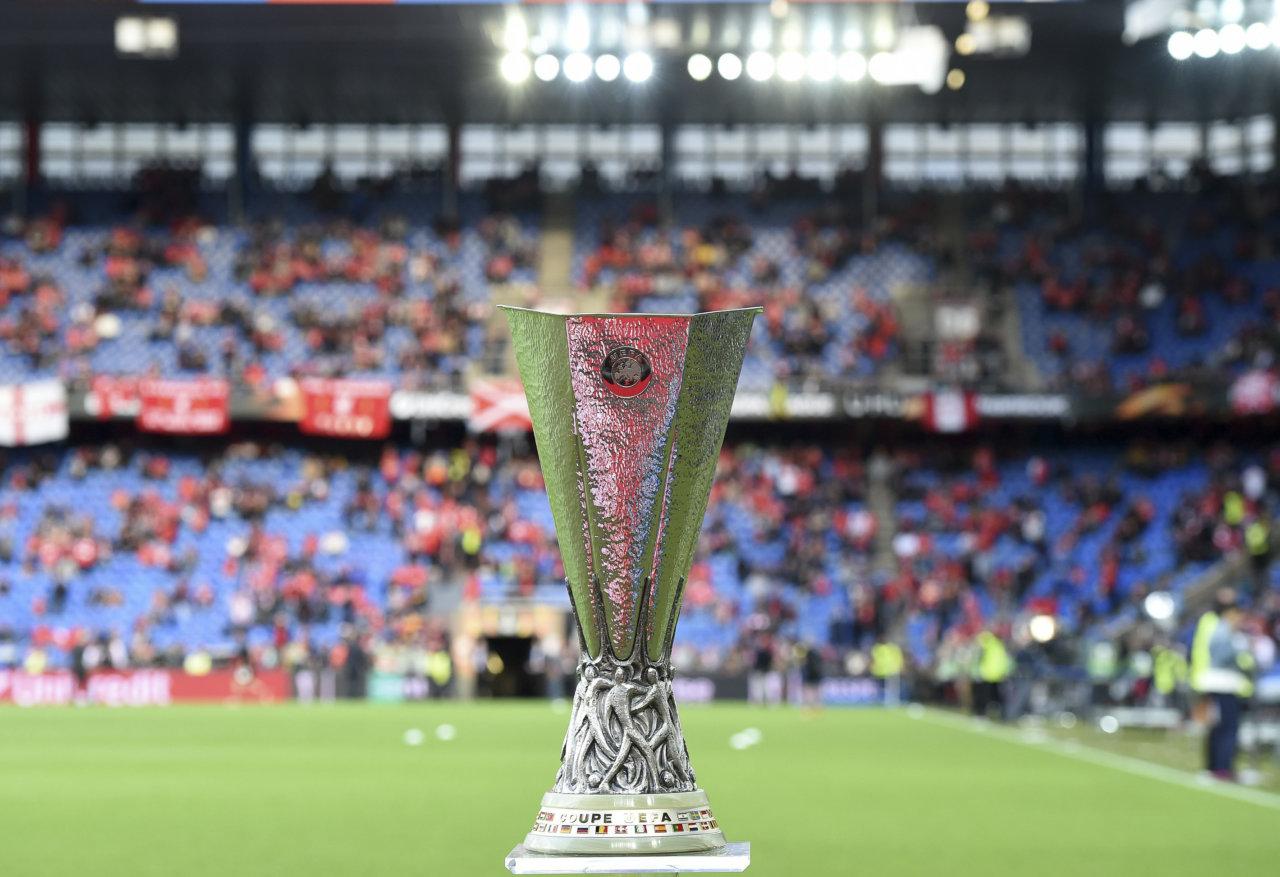 160518, Fotboll, Europa League, final, Liverpool - Sevilla: Europa League Pokal Basel, 18.05.2016, Fussball, Europa League, Finale 2016, FC Liverpool - FC Sevilla © BildbyrŒn - COP 39 - SWEDEN ONLY