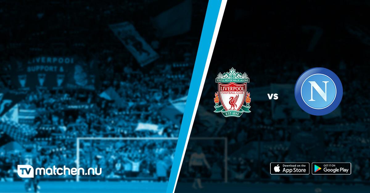 Liverpool Napoli Champions league