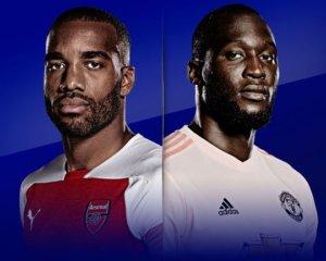 Arsenal ställs mot Manchester United